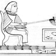3 Egipčani in ribolov 4